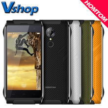 Original Homtom HT20 4G Mobile Phone Android 6.0 2GB RAM 16GB ROM MT6737 Quad Core IP68 Waterproof Dual SIM 4.7 inch Cell Phone