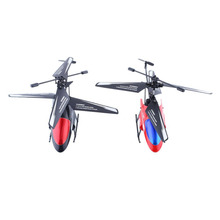 1107 3D Gyroscope Mini Indoor Remote Radio Control Helicopter RTF