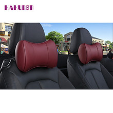 Car Neck Pillow (Soft Version) Car Auto Head Neck Rest Cushion Headrest Pillow Pad Almohada Travesseiro safety quality cozy sep4(China)