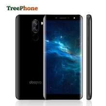Doopro P5 Android 7.0 mobile phone 3500mAh 5.5'' HD IPS MT6580Quad Core cellphone 1GB RAM 8GB ROM Smartphone Dual 5.0MP Camera(China)
