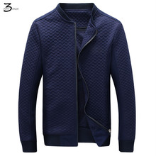 XMY3DWX men the spring autumn fashion high-grade pure color stand collar business leisure travelers Jacket coat/men slim jacket