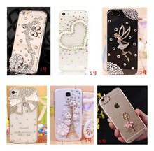 For LeTV LeEco Le 1S / 2 / 2 Pro / Max 2 Cell Phone Rhinestone Diamond Clear Crystal PC Phone Cases