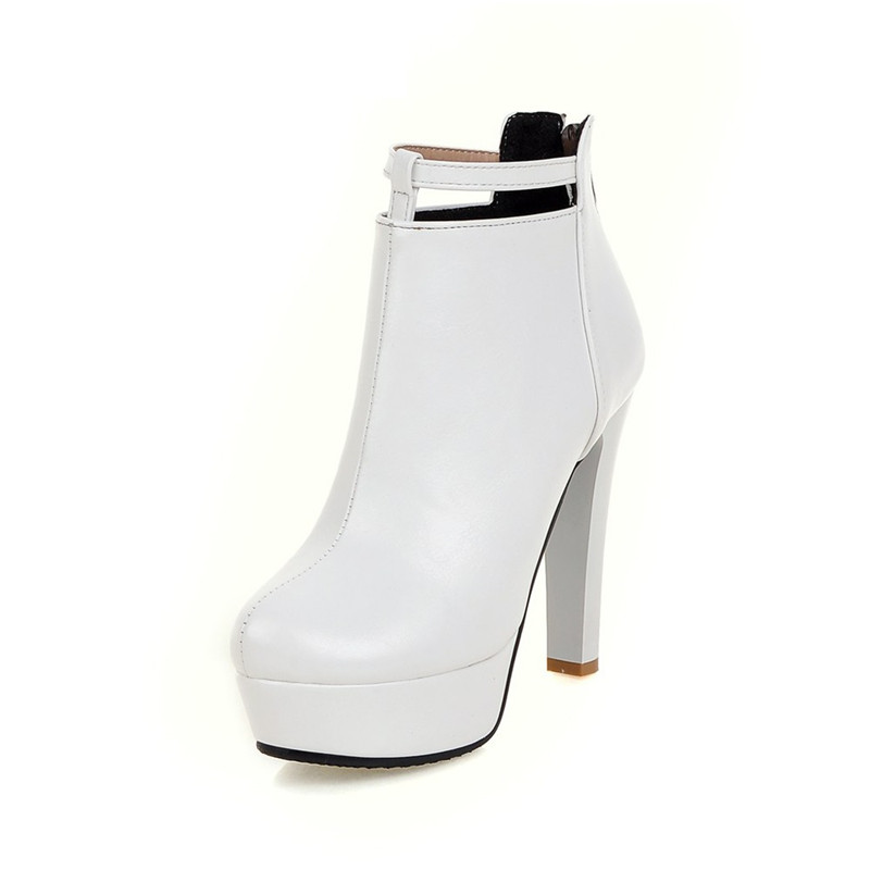 Meotina-Women-Winter-Boots-Sexy-High-Heels-Ankle-Boots-Red-Platform-Boots-2018-Shoes-Female-White