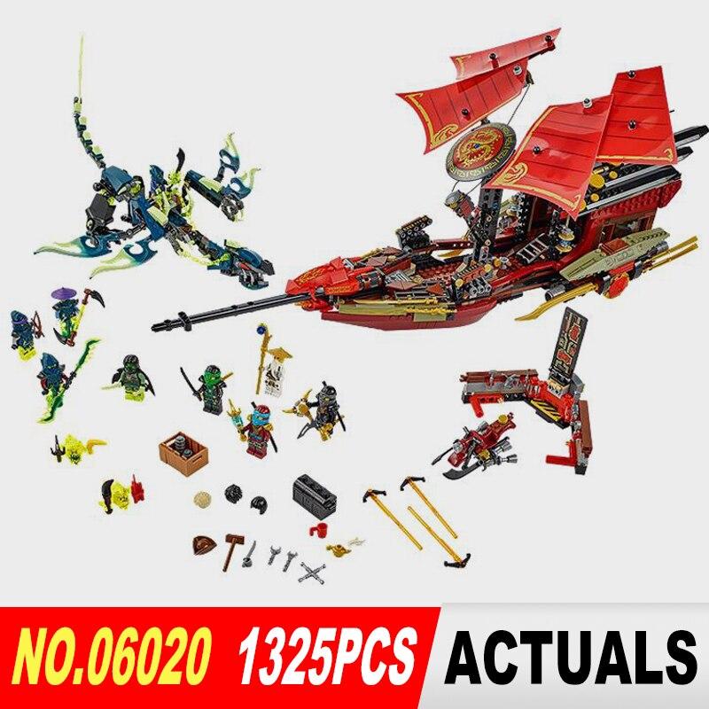 1325PCS Free shipping LEPIN 06020 Building Blocks Final Fight of Destinys Bounty Blocks Kids Bricks Toys Compatible with 70738<br><br>Aliexpress