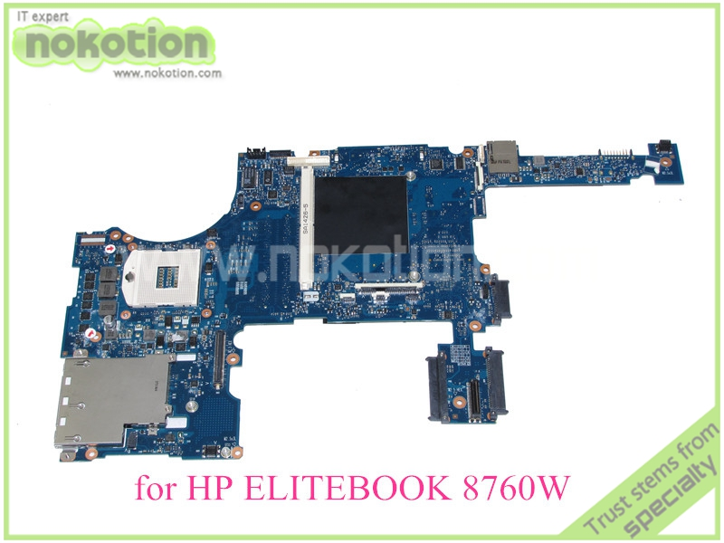 laptop motherboard for hp elitebook 8760W 652508-001 QM67 GMA HD3000 ddr3 with graphics slot<br><br>Aliexpress