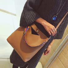 Women's handbag brief picture package casual bag messenger female bag multicolour(China)