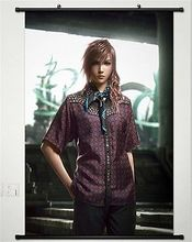 Lightning Returns Final Fantasy XIII 13 Home Decor Japanese Poster Wall Scroll(China)