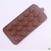 High quality Butterfly/Rose/ Pig head Shape Silicone Mold, Jelly, Chocolate, Soap ,Cake Decorating DIY Kitchenware