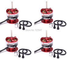 4Pcs EMAX CF2822 1200KV Brushless Motor w/Prop Saver for RC Airplane Multicopter(China)