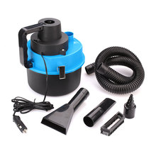12V Wet Dry Vac Vacuum Cleaner Inflator Portable Hand Held for Car or home(China)