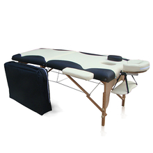 2015 New Design High Quality Cheap Folding Wooden Massage Tables/Massage Beds/Beauty Beds/Spa Beds(China)