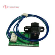Original Linear sensor board Roland VP-300 VP-540 SP-300 SP-540 Printer encoder strip sensor