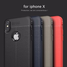 New 4 Colors for iphone X Soft TPU Rubber durable Back Cover Phone Case Cheap Fashion Discount Free shipping for iphoneX 5.8''