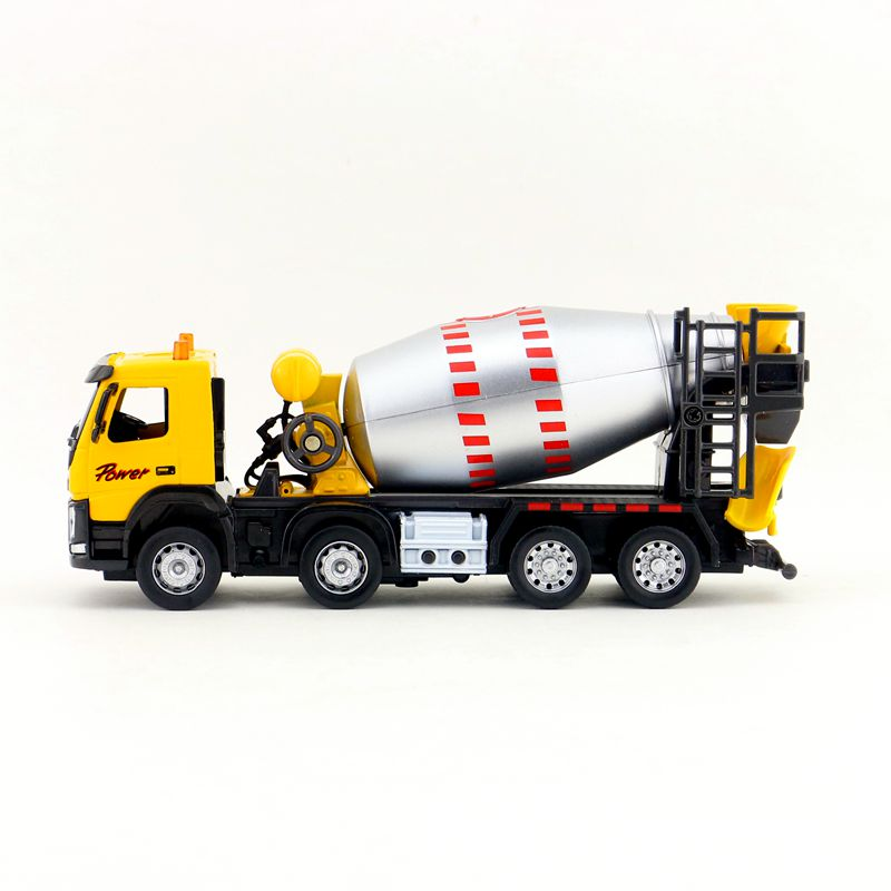 Volvo Cement Mixer Truck (2)