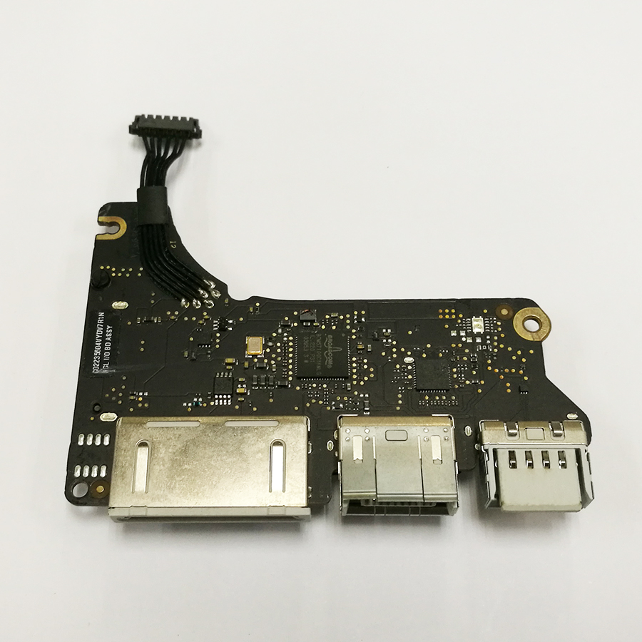 Genuine I/O USB SDXC Card Reader Board 820-3199-A 661-7012 For Macbook Pro Retina 13 A1425 Late 2012 Early 2013<br>