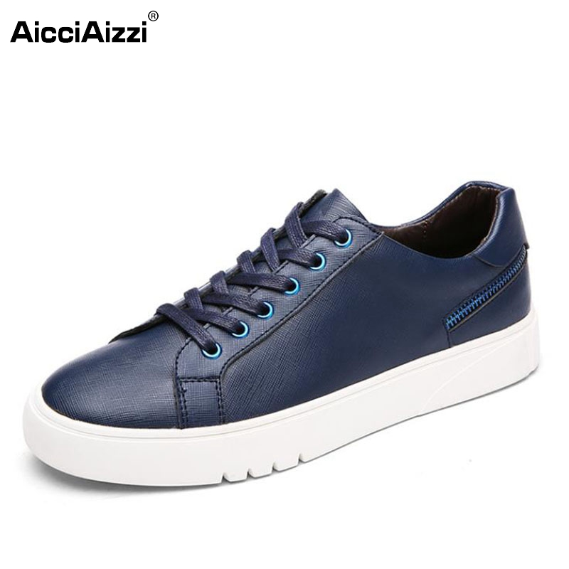 Autumn Summer Shoes Casual Leather Men Sho Style  Simple Life Street Platform  Flats British Style Shoes for Men<br><br>Aliexpress