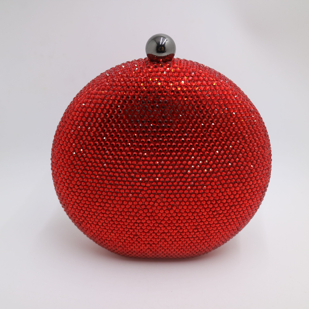 red-evening-bag