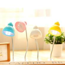 Lights & Lighting Sweet-Tempered Book Light Led Reading Light Lamp Portable Mini Flexible Clip On Desk Light Bright White Travel Light
