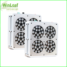 2pcs apollo 4 180W led grow light full spectrum for indoor plants Greenhouse Tent Hydroponic Medical Grow Light full spectrum(China)