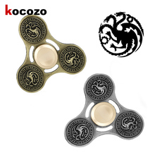 Buy Fidget Spinner High EDC Hand Spinner Autism ADHD Rotation Time Long Anti Stress Toys Kid Gift for $5.66 in AliExpress store