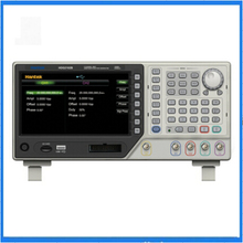 HDG2002B Signal Generator 5Mhz 2 Channels DDS function Arbitrary Waveform USB Benchtop LCD Digital-function-generator