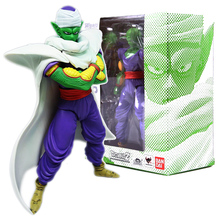 Dragon Ball Z S.H.F Piccolo Action Figure Sculptures Figure Collectible Mascot Kid Toys Tamashii Nations 100%Original