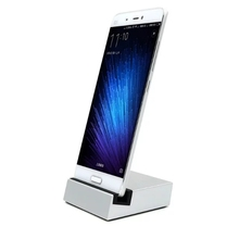 Desktop usb 3.1 Type C Charger Dock station stand cradle for LETV Pro 3 XIAOMI 5 5s Plus HTC 10 SONY xperia Z HUAWEI P9 MATE 9(China)