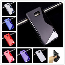 Phone Case For Samsung Galaxy Note5 Note4 J1 Ace J2 J3 J1mini J105 J110 S-line Soft TPU Silicon Back Cover Skin TPU Shell