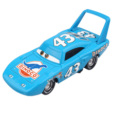 Disney Pixar Cars No.43 Race Team The King 1:55 Diecast Metal Alloy Toys Birthday Christmas Best Gift For Kid Boy Girl Cars Toys(China)