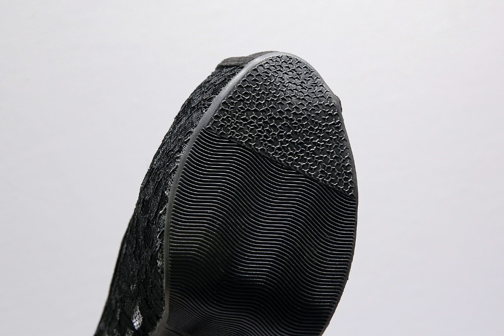 RUIDENG women super high heel wedding pumps 12cm peep toe sweet sexy party shoes lady lace platform 4cm thin heels 7