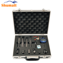 Common Rail Tool Fuel Injector Assemble Solenoid Valve Armature Lift Gap Thickness Measuring Repair Kits for B-OSCH Injections(China)