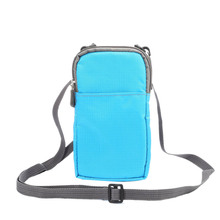 KSQ Universal Multifunctional Mini Arm Sport Bag Case Pouch For iPhone For Samsung Mobile Phone Portable Running Sport Arm Bags(China)