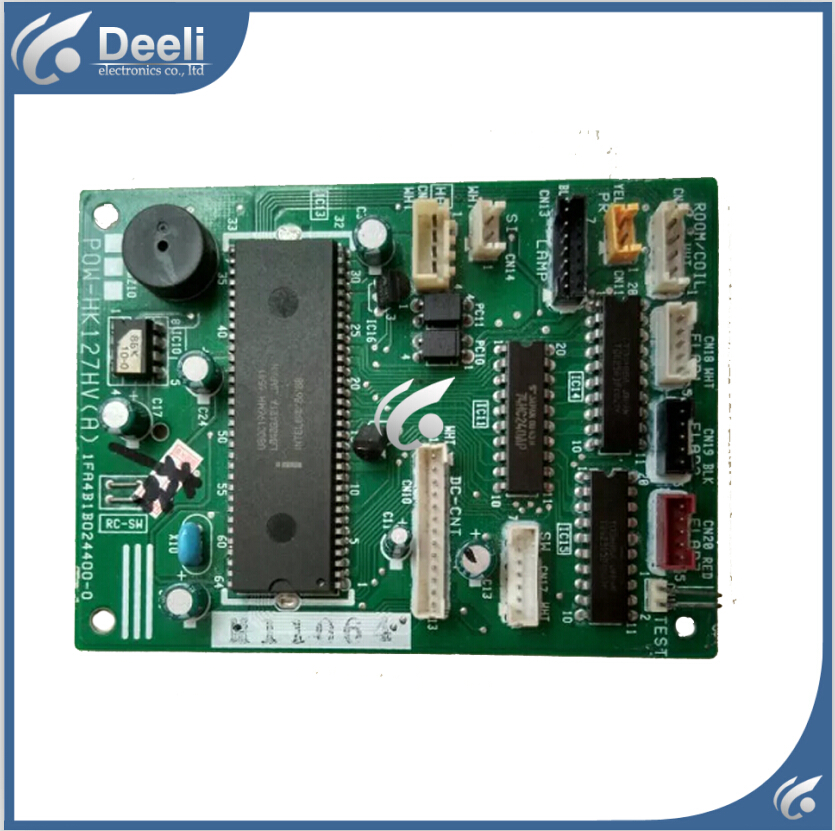 95% new Original for air conditioning Computer board POW-HK127HV(A) 1FA4B1B024400-0 Control panel<br>