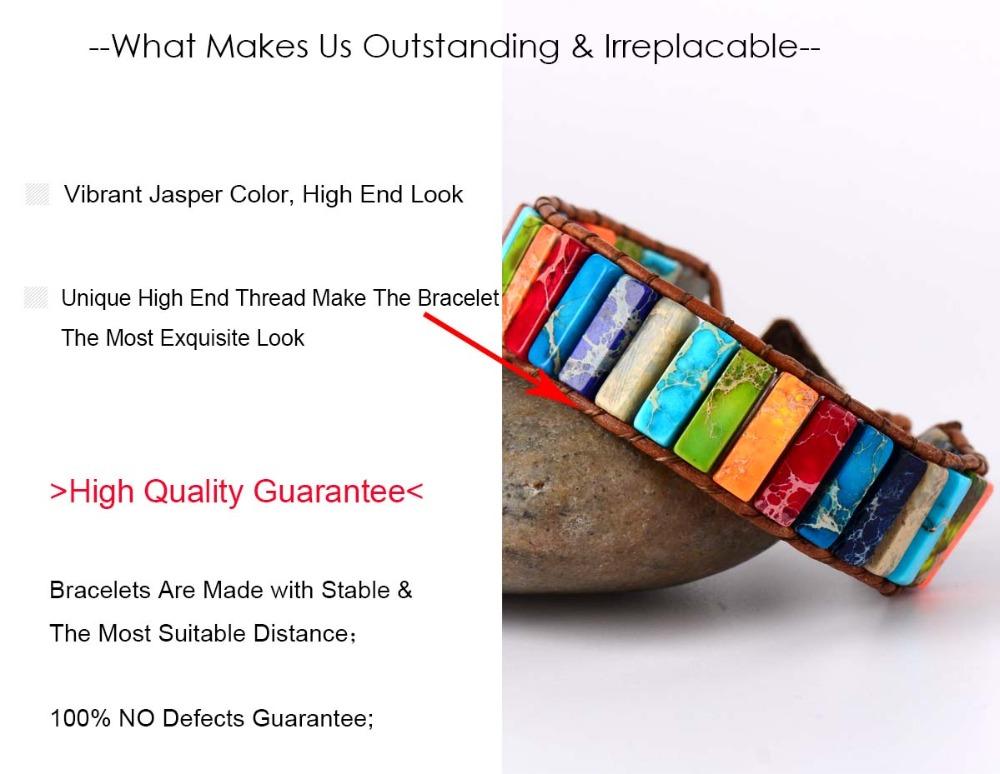 Chakra Bracelet High Quality