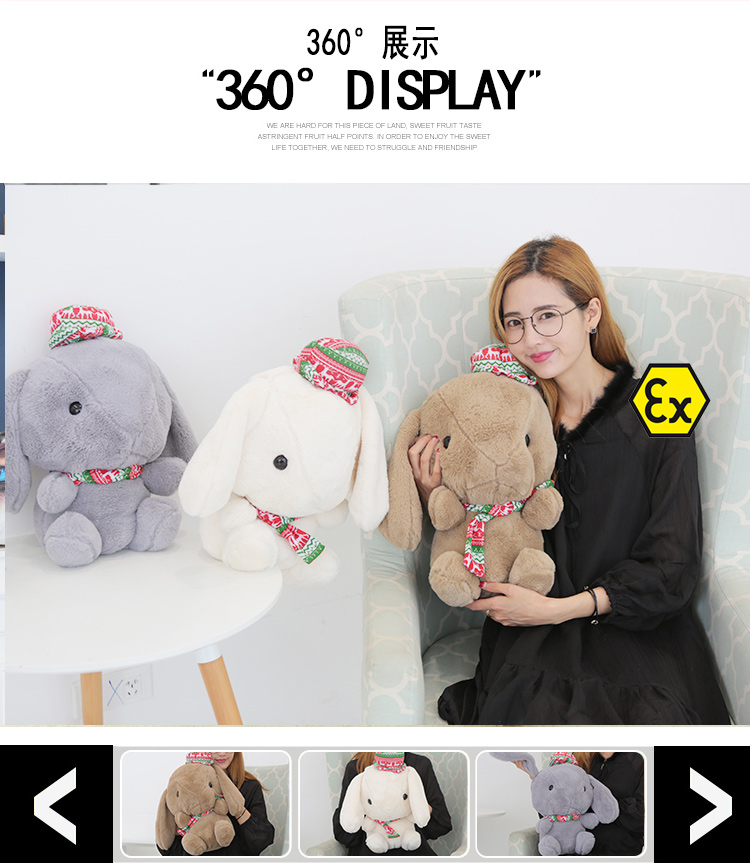 cute plush doll hot water bottle, baby warm hand Po, explosion-proof warm treasure, send girls birthday gifts, Christmas gifts<br><br>Aliexpress