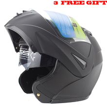 Best Sales Safe Flip Up Motorcycle Helmet With Inner Sun Visor Full Face Helmet racing Motorcross helmet