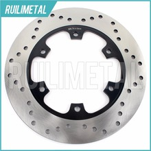 Rear Brake Disc Rotor for 888 Desmo Quattro SP4 SP5 SPO  SPS SPV Super Bike Strada 900 Monster City  Dark Cromo  i e 2002