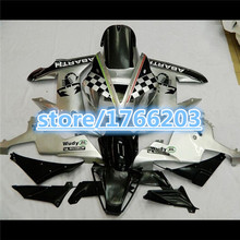 fairings for YAHAMA YZF R1 02 03 YZF-R1 02-03 YZFR1 2002 2003 YZF1000 R1 02 03 fairing kits silver black
