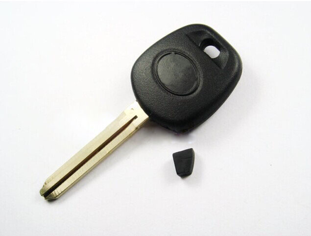 Toyota Transponder key shell (soft plastic material) (4)11