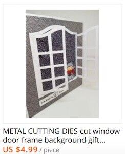 Metal cutting dies 014