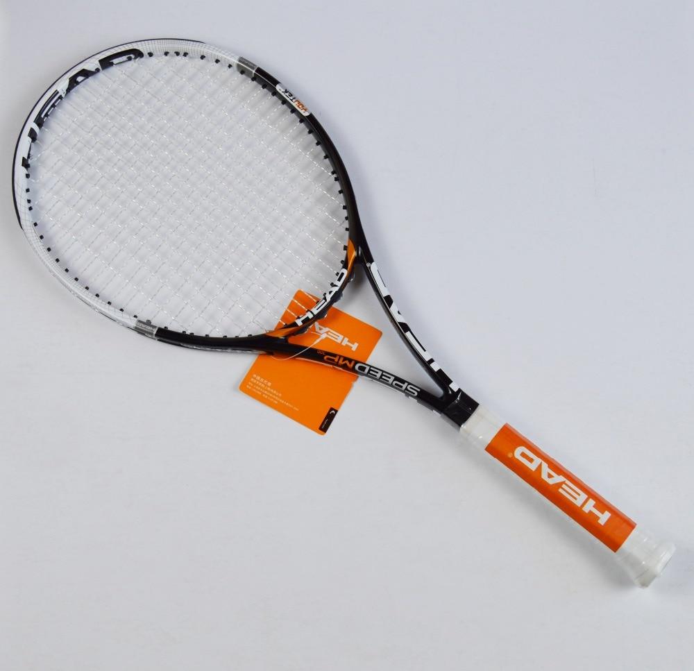 tenis masculino Tennis Racket Racquet Racquets raquete de tennis Carbon Fiber Top Material tennis string<br><br>Aliexpress