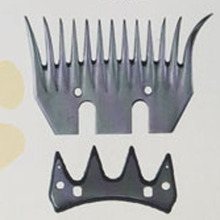 PB-006 100% buyer praised stainless steel horse.sheep hair cutting blade for sale(China)