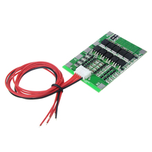 Hot Selling 4S 30A 14.8V Li-ion Lithium 18650 Battery BMS Packs PCB Protection Board