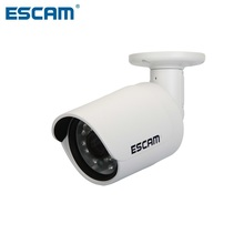 Escam Goblet QD310 IP Camera Night Vision Waterproof P2P Onvif 2.2 3.6mm Fixed lens 720P mini IR Bullet IP66 Outdoor Camera