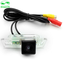 GreenYi HD CCD Special Car Rear View Reverse Camera for BMW E46 E39 BMW X3 X5 X6 E60 E61 E62 E90 E91 E92 E53 E70 E71 Waterproof