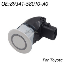 New 89341-58010-A0 Car Parking Ultrasonic Sensor for Toyota Alphard 89341-58010 89341-58010-A0 042(China)