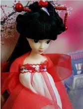 PROMOTION Factory Outlets, Girls Toys, Birthday Gifts 12 Joint Dolls  Holiday Gift  Hobby Collection