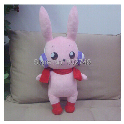 Digimon Digital Monsters  Digimon Adventure Cutemon Handmade Custom Stuffed Plush Toy Cos Props Custom Plush Toy 45cm<br>