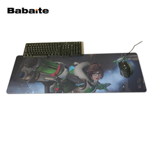 Babaite New Design Unique High Quality Desktop Pad Mousepads Computer Animation Mouse Mat Silica gel Gaming Mei