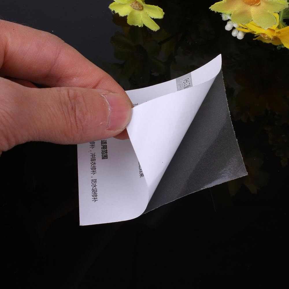 2xwaterproof sticker cloth down jacket patches outdoor tent repair tape patch PE